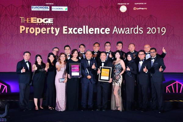 Gamuda Gardens nhận giải 'Dự án bất động sản xuất sắc ở nước ngoài'