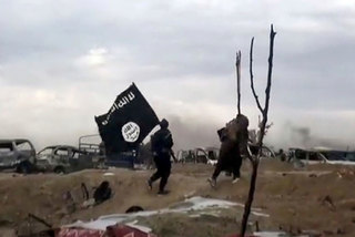 Lộ diện vùng đất mới các thánh chiến binh IS đáng sợ tái hợp
