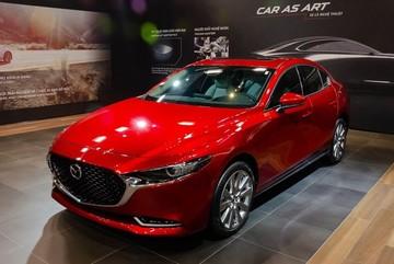 Từ 700 đến 900 triệu, ngoài Mazda3 có thể mua xe gì?