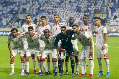 UAE mất 3 trụ cột khi đấu tuyển Việt Nam