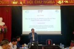 Vietnam's state firms trail behind in digitalization process