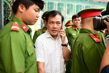 Bị tuyên y án 18 tháng, Nguyễn Hữu Linh kiến nghị giám đốc thẩm kêu oan