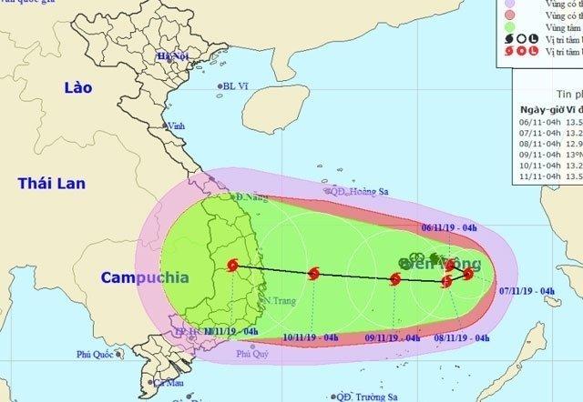 Storm Nakri,Vietnam environment,climate change in Vietnam
