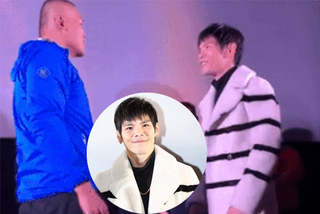 Con trai trùm showbiz Hong Kong bất ngờ bị đánh giữa sự kiện
