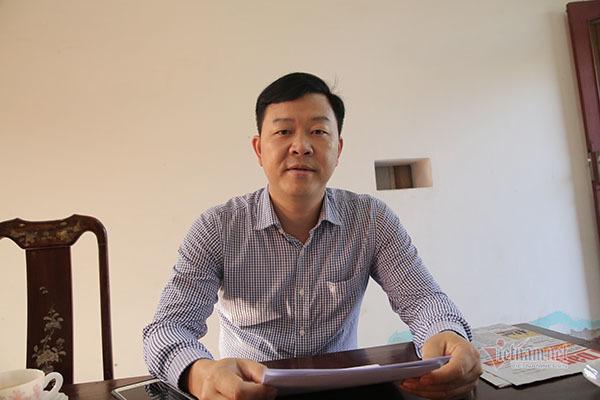 'Shipper hành chính' đến tận nhà làm điều này ở Hà Tĩnh