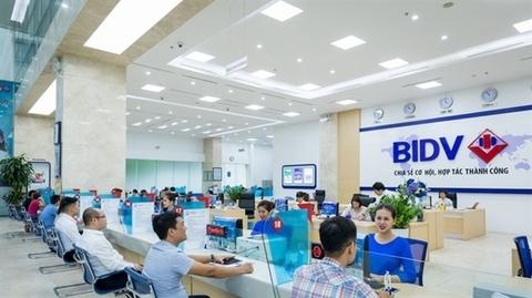 Bank for Investment and Development of Viet Nam,BIDV,South Korea's KEB Hana Bank,share  issuance,Markets