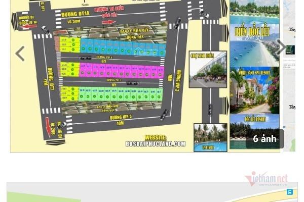 dự án ma,mua bán nhà đất,Khánh Hòa