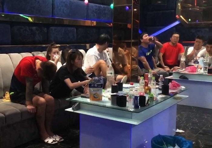 ma túy,karaoke,Đà Nẵng