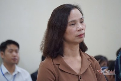 Cựu Phó giám đốc Sở GD-ĐT Hà Giang Triệu Thị Chính kháng cáo