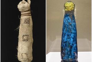 Xác ướp mèo Ai Cập cổ đại có 3 đuôi, 5 chân sau