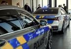 BMW 7-Series plug-in hybrid được dùng làm xe cảnh sát tại Czech