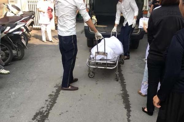Một phụ nữ tử vong trong nhà trọ ở Hà Nội