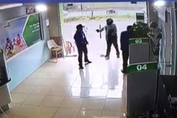 Thanh Hóa,cướp ngân hàng