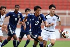 U19 Nhật Bản đánh bại U19 Guam với tỷ số 10-0