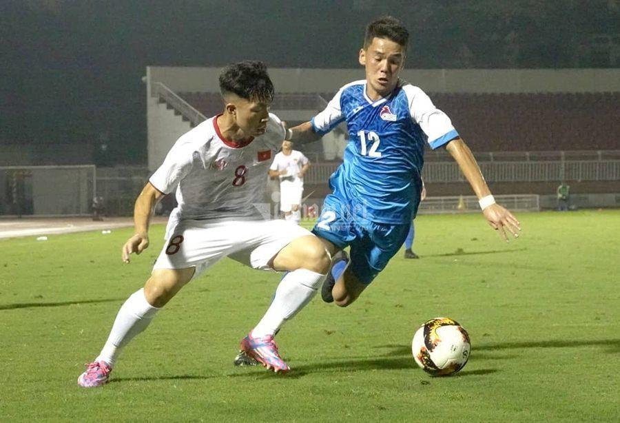 U19 Việt Nam vs U19 Guam,U19 Việt Nam