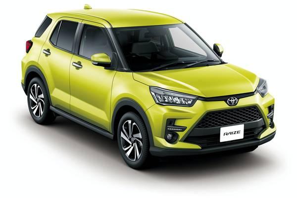 Ô tô SUV Toyota giá hơn 300 triệu, đẹp long lanh