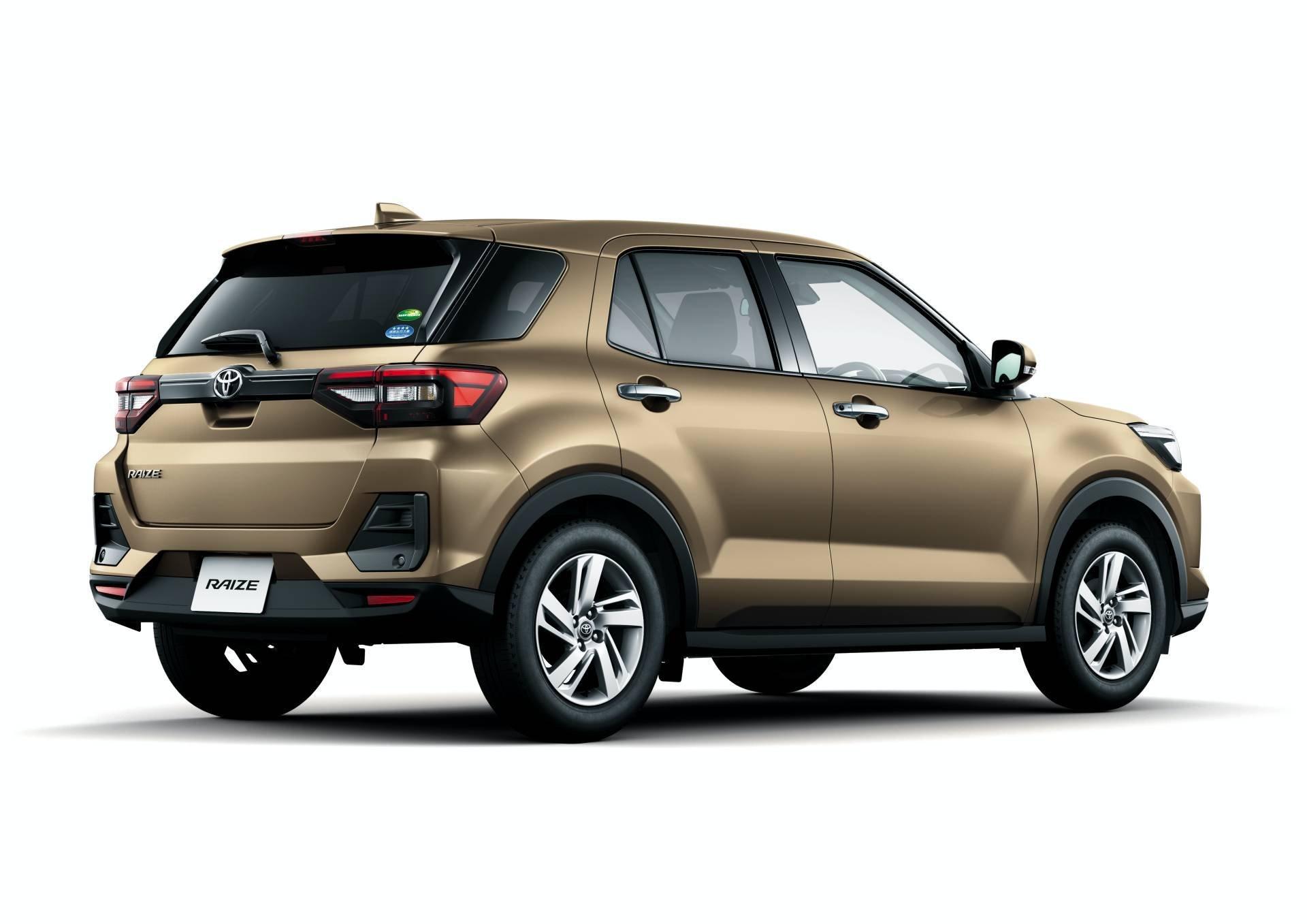 SUV,ô tô Toyota,ô tô Nhật Bản,ô tô giá rẻ