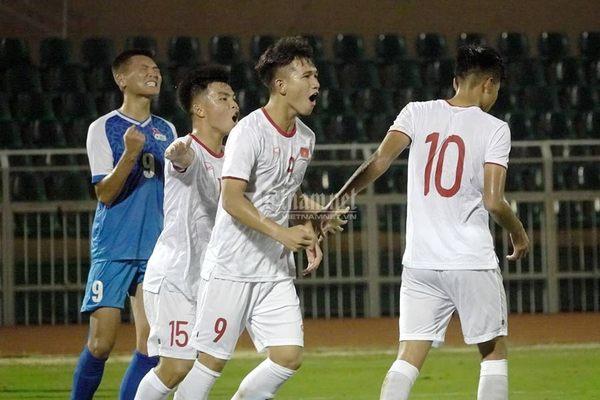 U19 Việt Nam khởi đầu thuận lợi ở vòng loại U19 châu Á