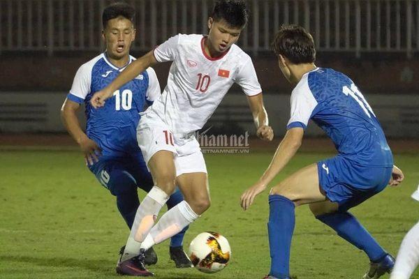 Lịch thi đấu của U19 Việt Nam tại vòng loại U19 châu Á 2020