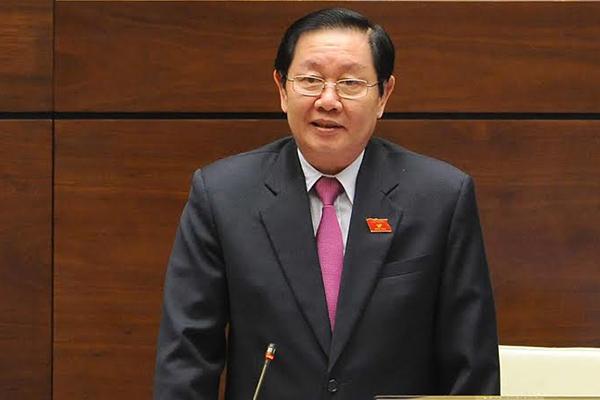 Bộ Nội vụ,Lê Vĩnh Tân,sáp nhập huyện xã,sắp xếp bộ máy