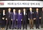 Giants of South Korea make immediate impact