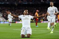 "Rodrygo ""nổ"" hat-trick, Real Madrid vùi dập Galatasaray"