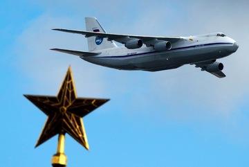 Nga tiết lộ siêu máy bay chở hàng