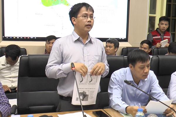 Bão số 6 cường độ thất thường, ảnh hưởng từ Đà Nẵng - Bình Thuận
