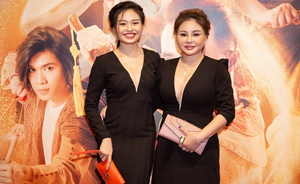 Sao Việt chúc mừng Huỳnh Lập ra mắt 'Pháp sư mù'