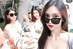 Những hot girl Trung Quốc bị tẩy chay vì ảnh phản cảm