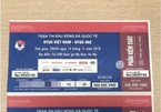 Tickets for Vietnam-UAE match at World Cup qualifier go through the roof