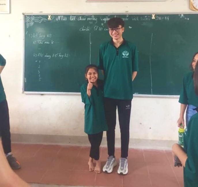 chiều cao,học sinh,Nghệ An