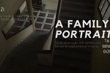 Experimental films portray family life