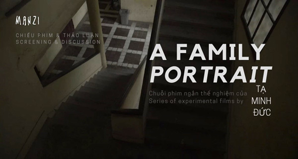 Experimental films portray family life