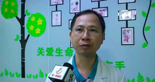 Trung Quốc,Quảng Đông,đàn ông,gián,côn trùng,làm tổ,ký sinh trùng,bệnh viện,bệnh nhân,y tế