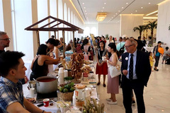 HCM City Consular Club to host charity bazaar