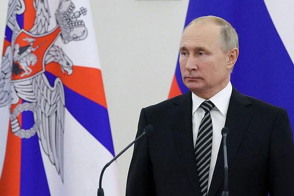 Putin khoe vũ khí 'chỉ Nga mới có'