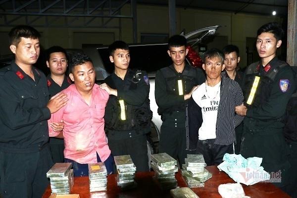 Bị truy nã, trùm ma túy qua Lào đổi tên rồi tuồn 'hàng' về Hà Tĩnh