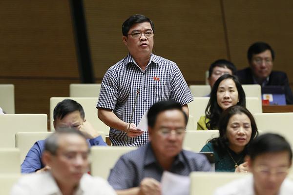 Bộ trưởng Nội vụ,Lê Vĩnh Tân,tinh giản biên chế,biên chế giáo viên,Quốc hội