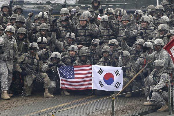 Mỹ,Hàn Quốc,quân đồn trú,chi tiêu quốc phòng