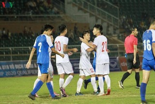 Vietnam thrash Mongolia in opening AFC U-19 Championship qualifier