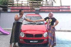 8 năm liền bán gà, vợ mua ô tô Audi 1,4 tỷ tặng chồng cả làng 'lác mắt'