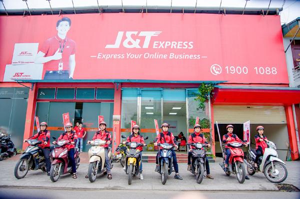 J&T Express ứng dụng phần mềm Upos vào vận hành chuyển phát nhanh
