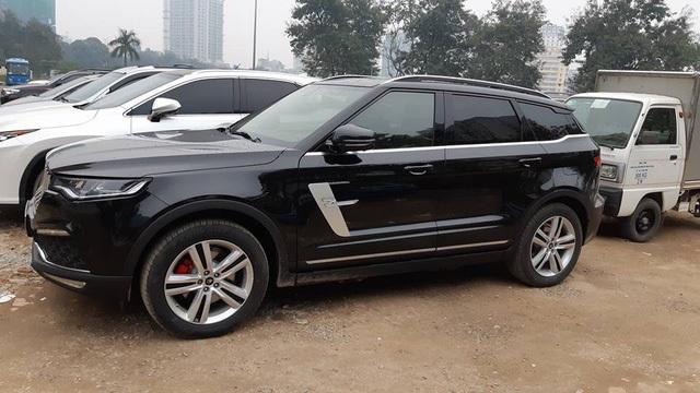 Cơ hội mới mở, ô tô Trung Quốc được thời tràn vào Việt Nam