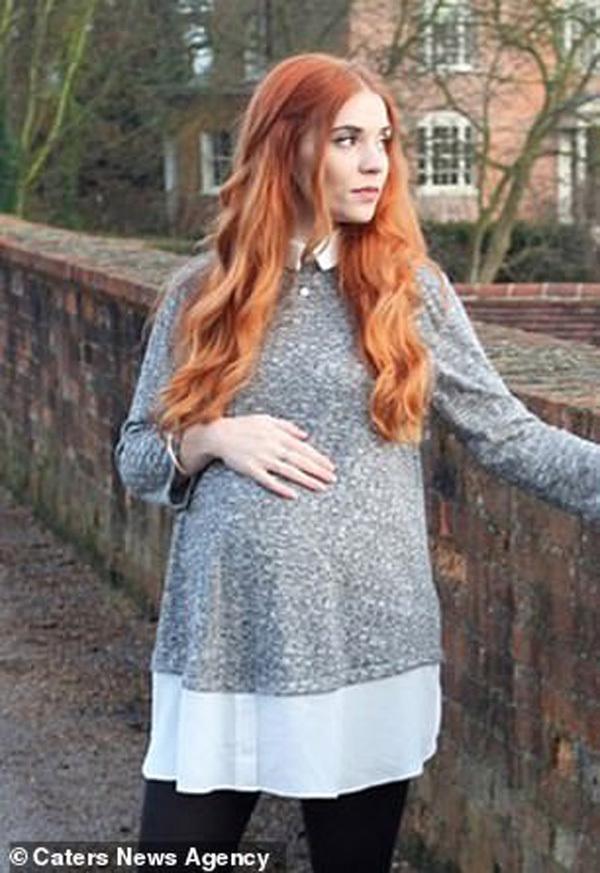 Người phụ nữ mang thai vì uống trà giảm cân mỗi ngày