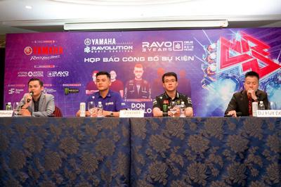 2 DJ top đầu góp mặt ở Yamaha Ravolution Music Festival