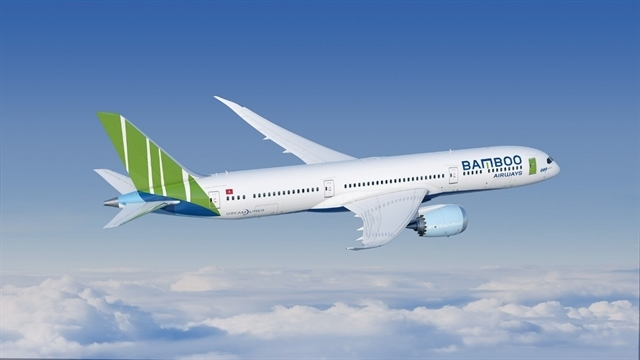 Bamboo Airways shares priced at $3.54
