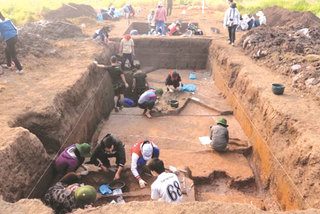 Vuon Chuoi reveals life in Hanoi thousands of years ago