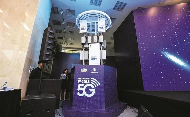 In Vietnam, 5G is still at the 'starting' point