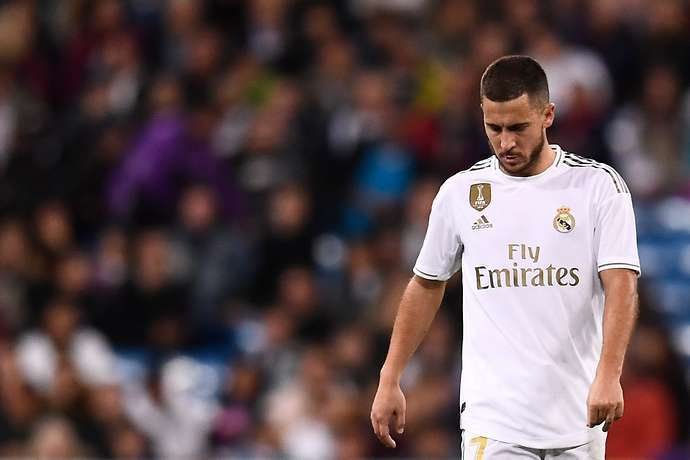 Hazard khốn khổ ở Real Madrid vì quá… béo